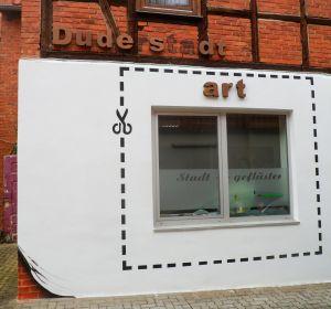 Atelier - Duderstadt Art Fassade Frontansicht