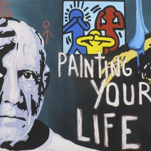 Painting your Live